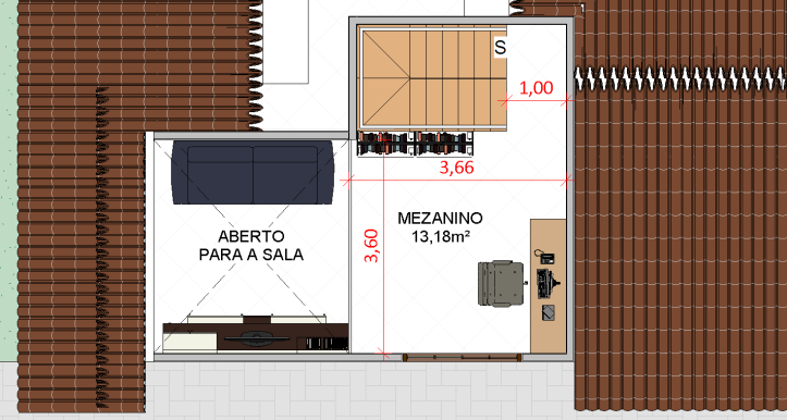 Planta-Baixa - Mezanino